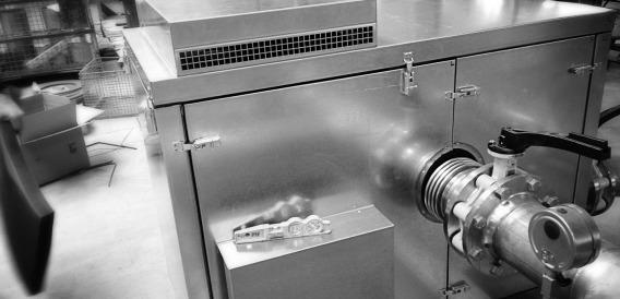 Schallschutzisolierte Aggregate oder Generatoren tragen zu einem positiven Arbeitsklima bei