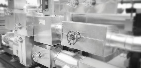WINNING Isoliertechnik GmbH - der Spezialist für Isolierungen für Wärmeschutz, Kälteschutz, Schallschutz und Brandschutz